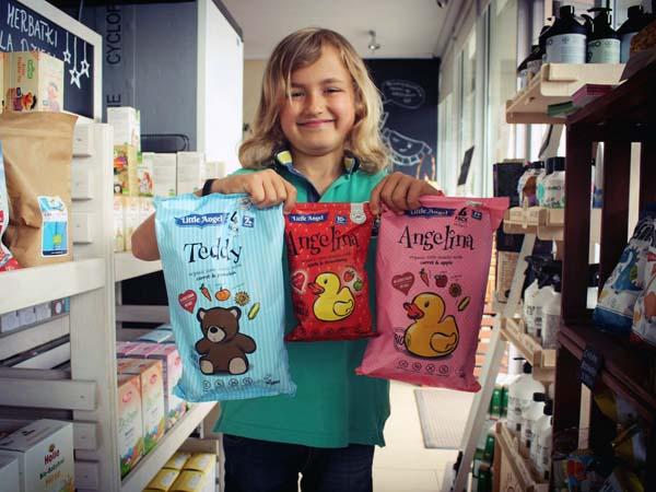 BIO Produkty dla dzieci