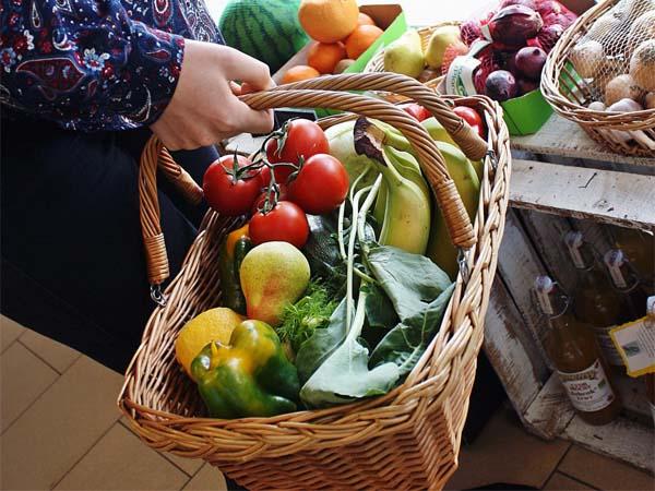 BIO Warzywa, owoce